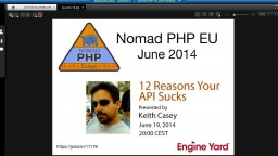 12 Reasons Your API Sucks