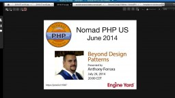 Beyond Design Patterns