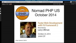 Faster Web Development with Yii Framework 2