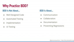 Double Loop: TDD & BDD Done Right