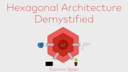 Hexagonal Architecture Demystified